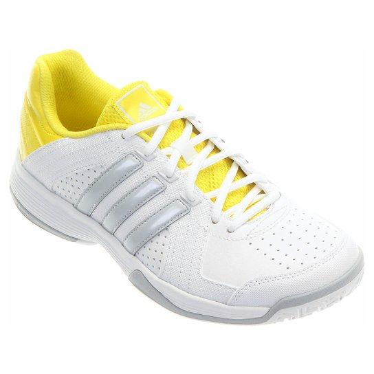 Tênis Adidas Response Approach STR - Branco+Amarelo e605901f9ee46