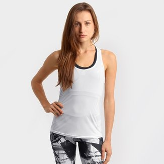Compre Camiseta Feminina Regata Adidas Online  8dea1ababef4a