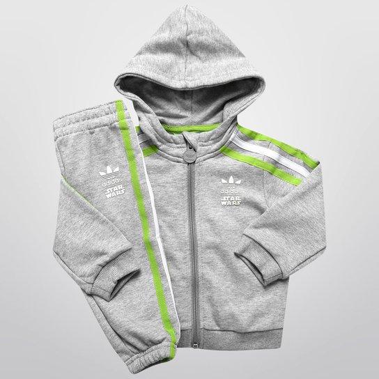 Agasalho Adidas YB TS TRN KN OH c  Capuz Infantil - Compre Agora ... f21e0af5b34a8