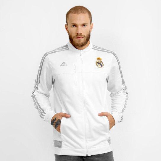 c040409fcb Jaqueta Adidas Real Madrid Hino | Netshoes