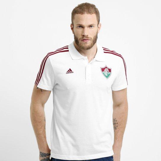 Camisa Polo Adidas Fluminense 3S - Compre Agora  42f28968e8577