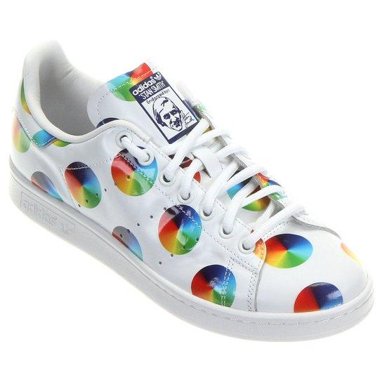 ab9e24fc53 Tênis Adidas Stan Smith Dots - Compre Agora