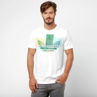 Camiseta Adidas Mix Trefoil 742e0163002