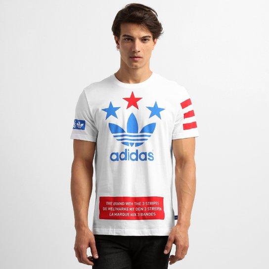 Camiseta Adidas Street Logo - Compre Agora  e7f36641fa083