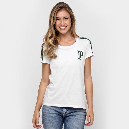 8c4f6648b15a1 Camiseta Feminina Adidas Palmeiras 3S - Compre Agora