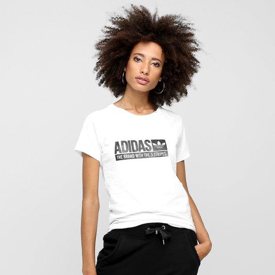 Camiseta Adidas Originals New - Compre Agora  532d1dc3e45ca