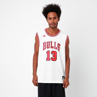 9191e524d5 Camiseta Regata Adidas NBA Chicago Bulls - Noah
