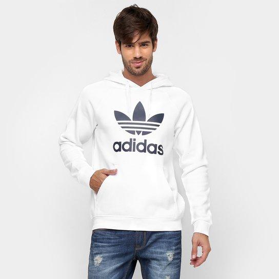1feaa31f73c Moletom Adidas Originals Trefoil c  Capuz - Compre Agora