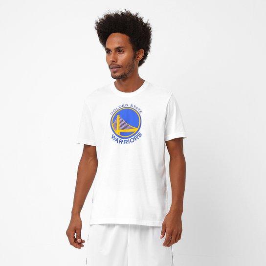 4022206ff Camiseta Adidas NBA Golden State Warriors - Compre Agora