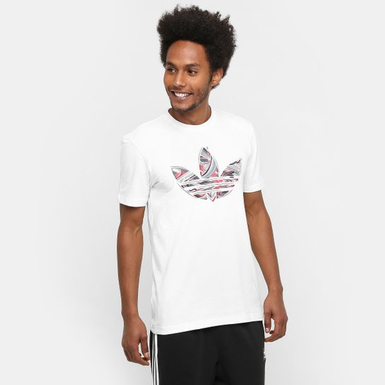 99d84537c4b Camiseta Adidas Originals Spiral Trefoil - Compre Agora