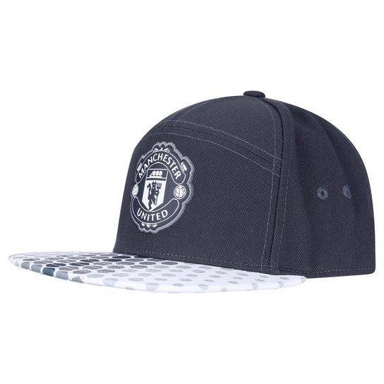 Boné Adidas Aba Reta Manchester United - Compre Agora  53706589d66