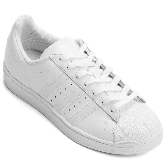 d012c2d890 Tênis Adidas Superstar Foundation - Branco