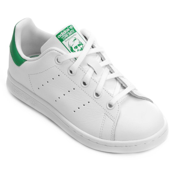 Tênis Adidas Stan Smith El C Infantil - Compre Agora  dcdd3f12fe03a