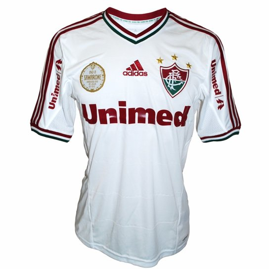 Camisa Adidas Fluminense Samarone Selo Retrô - Compre Agora  4078fd9cdb828