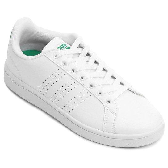 cb6abac5515 Tênis Adidas Cf Advantage Clean Masculino - Branco - Compre Agora ...