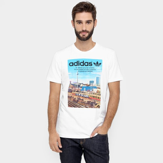 Camiseta Adidas Graphic Photo 1 - Compre Agora  9ba4c9f66b2b3