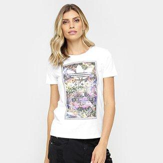 Camiseta Adidas Slim Tongue Label 1481cfa70705b