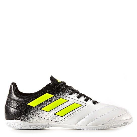 409e02c449 Chuteira Futsal Infantil Adidas Ace 17.4 IN - Compre Agora