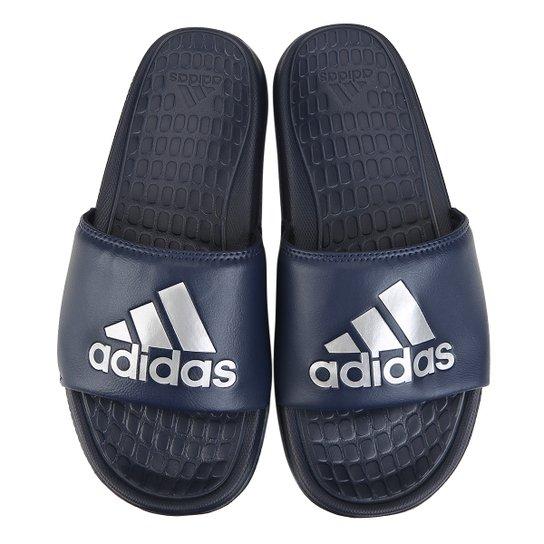 f1cc6979a6a97 Chinelo Slide Adidas Voloomix Masculino - Marinho | Netshoes