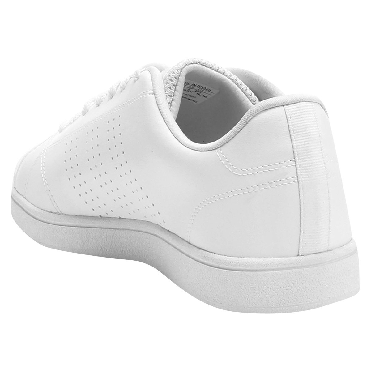 8670f96c5 Tênis Adidas Vs Advantage Clean Masculino - Tam: 40 - Shopping TudoAzul