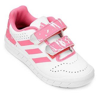 c444d136a8d Tênis Infantil Adidas Quicksport Cf C Velcro