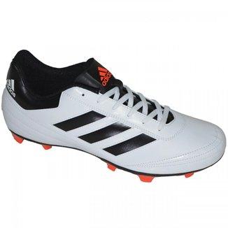 bf54ace3aa049 Compre Chuteira Adidas Goletto Iv Trx Fg Amarelo Preto Online