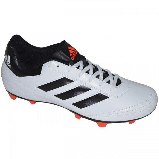 bac721ab8a Chuteira Adidas Goletto VI - Branco - Compre Agora