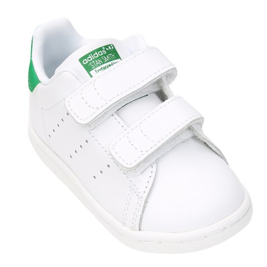 Tênis Infantil Adidas Stan Smith Cf I - Compre Agora  2feb9fc1e8d3d