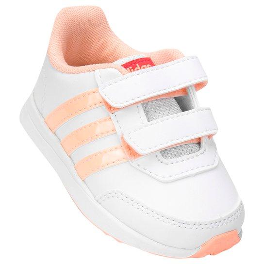 f049e936f5673 Tênis Infantil Adidas Vs Switch 2 Cmf - Branco | Netshoes
