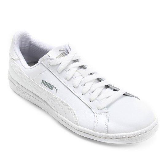 ... Tênis Couro Puma Smash L - Compre Agora Netshoes 082d2f9acbfc5c ... 2b1371f12d481
