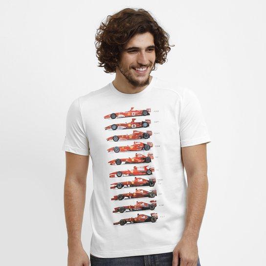 Camiseta Puma Ferrari Graphic Tee - Compre Agora  5c6a44f26f02a