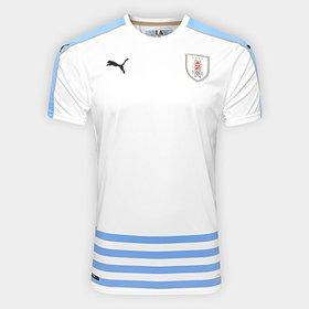 40eb651d8c4bf -39%. (4). Camisa Seleção Uruguai Away 17 18 s nº Torcedor Puma Masculina