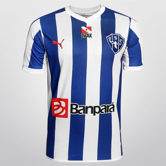 57f228a83 Camisa Paysandu n°10 Uniforme I 2015 - Puma - Compre Agora