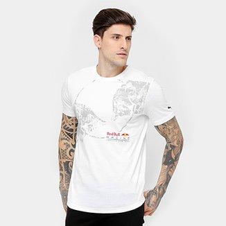 41e3b0f2869c7 Camiseta Puma Red Bull Racing Graphic Masculina