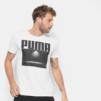 Camiseta Puma Photoprint Floodlight Tee Masculina 34dc36d34eb