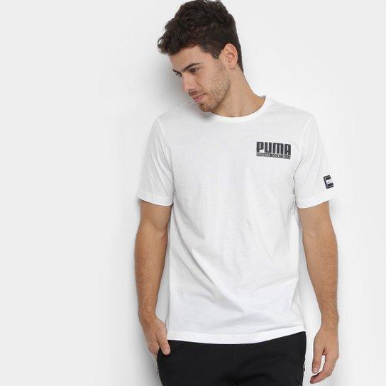 61eb1bf6c9934 Camiseta Puma Style Athletics Masculina - Compre Agora