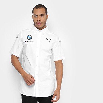Camisa Puma Mercedes Team Masculina