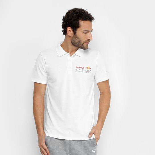 dad48dde07e41 Camisa Polo Puma Red Bull Racing Logo Masculina | Netshoes