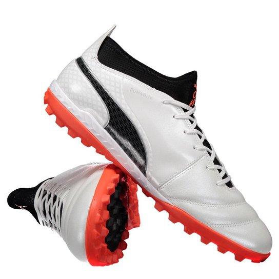 b4b364a6043f7 Chuteira Puma One 17.3 TT Society | Netshoes
