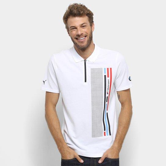 83a38098d8 Camiseta Polo Puma BMW MMS Graphic asculina - Compre Agora