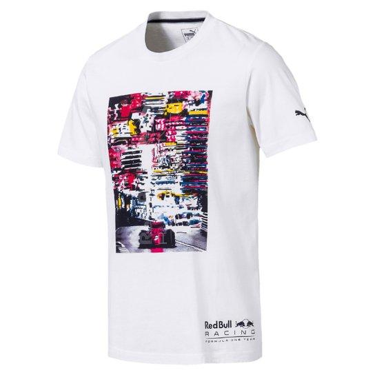 Camiseta Puma Red Bull Racing Life Graphic Masculina - Compre Agora ... c38264f071c