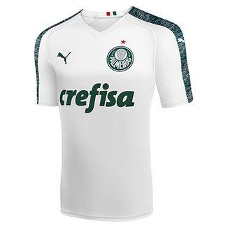 5990aa0dbd Camisa Palmeiras II Infantil 19 20 s n° - Torcedor Puma