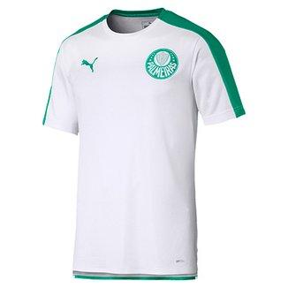 Camisa Palmeiras Pré Jogo 19 20 Puma Masculina 0d1b3cc3c548c
