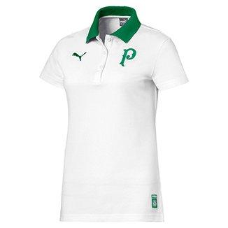 Camisa Polo Palmeiras 19 20 Puma Feminina b237ddf5277b6