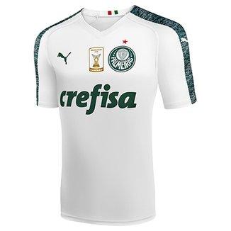 Camisa Palmeiras II 19 20 s n° - Torcedor Puma Patch Campeão Brasileiro bd7d2ccffd5a2