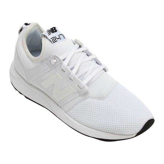 1e16c07bdbb Tênis New Balance W 247 Feminino - Branco - Compre Agora