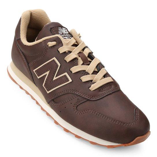 5d08b8d0edf Tênis Couro New Balance 373 Masculino - Compre Agora