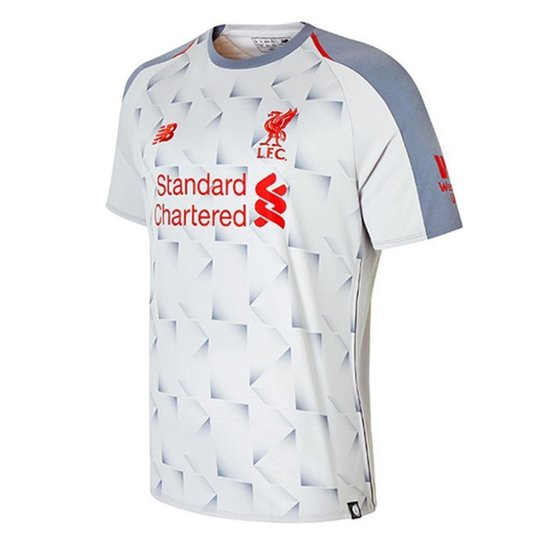 cf3154e17 Camisa de Time New Balance Liverpool FC 3RD SS Jersey