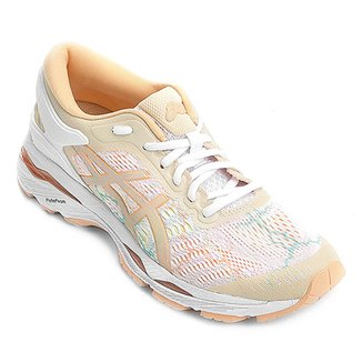 Compre Tenis Asics Gel Kayano 17 Feminino Online  614ae78f12b4b