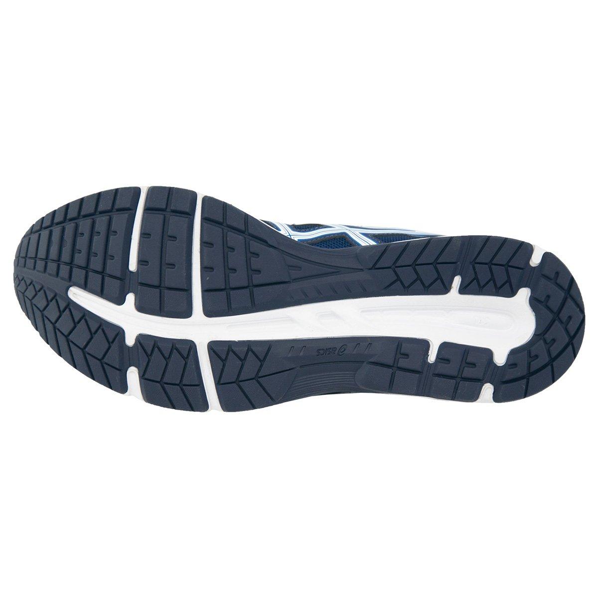 56b21c0d85a Tênis Asics Gel Contend 5 Masculino - Tam  43 - Shopping TudoAzul
